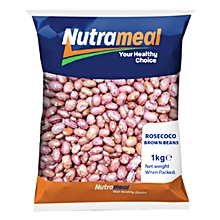 Roscoco Brown Beans, 1Kg
