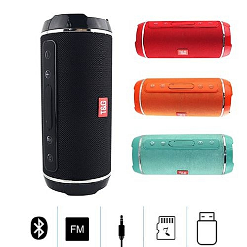 Fashion Wireless Portable Bluetooth Speaker Super Bass Stereo Sound Support  U Disk TF Card FM AUX-in