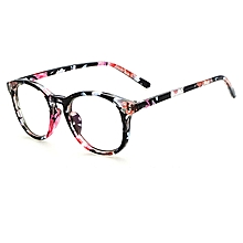 1ad5c255df Vintage Men Women Eyeglass Frame Glasses Retro Spectacles Clear Lens Eyewear  R Blue Flower