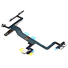 Power Volume Button Microphone Flex Cable Replacement for iPhone 6s