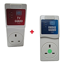 TV Guard + a FREE Fridge Guard