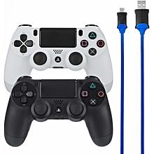AmazonBasics PlayStation 4 Controller Charging Cable - 2 Pack