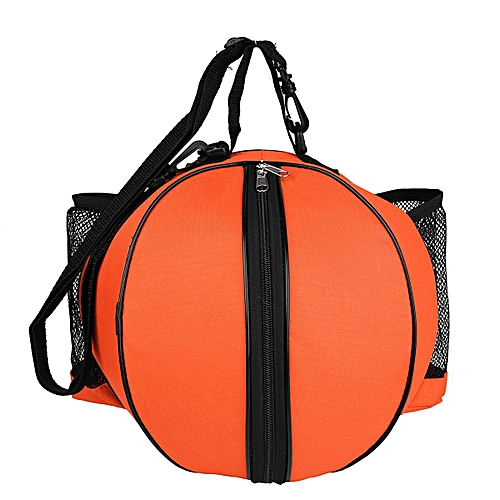 Portable Basketball Backpack Water Bottle Ball Pack Soccer Sports Bags Kids Football Kits Waterproof Volleyball