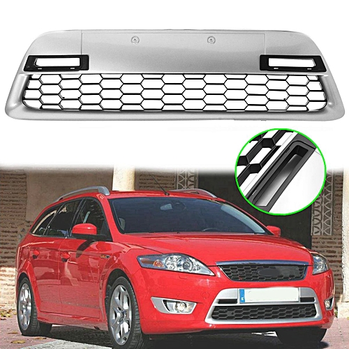 191187504821 FORD MONDEO MK4 07-10 FRONT LOWER BUMPER GRILL GRILLE SPORT NEW