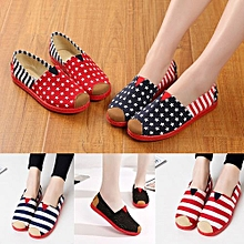 New Fashion Old Beijing Brand Women Lady's Slip-on Casual Flat Shoes