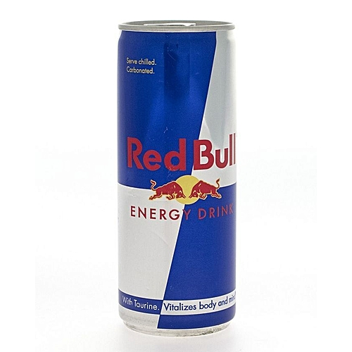 Red Bull Can - 250ml (Pack of 24) @ Best Price Jumia Kenya