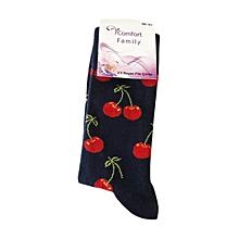 Family Women's Cotton Socks Set