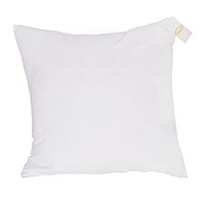 Hollow Fibre Cushion - 350g - 45cm x 45cm - White