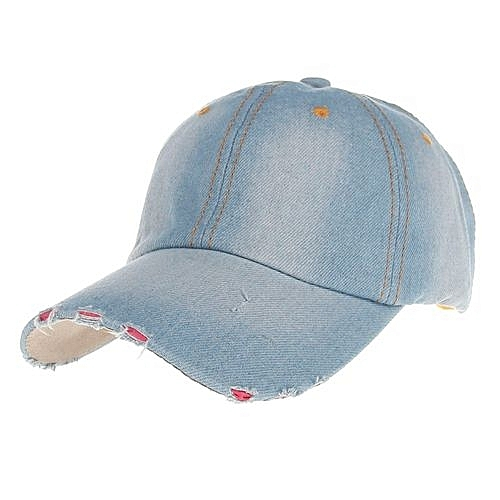 27de7b4b007 Buy Eissely Fashion Mens Womens Jean Sport Hat Casual Denim Baseball Cap  Sun Hat   Best Price