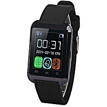 "U8 - 1.48"" - Smart Watch Phone - Black"