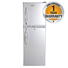 MRDCD75SBR - Refrigerator, Double Door, 7.5Cu.Ft, 138 Litres - Silver Brush