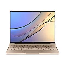 MateBook X WT - W09 Laptop 13 inch Windows 10 OS-GOLD