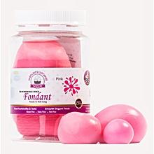 Fondant Icing Pink 250g