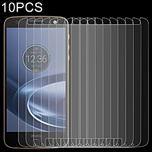 10 PCS 0.26mm 9H 2.5D Tempered Glass Film for Motorola Moto Z Force