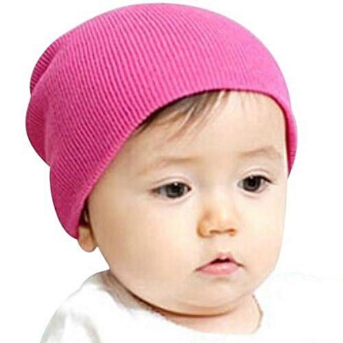 Eissely Baby Beanie Boy Girls Soft Hat Children Winter Warm Kids Knitted  Cap Hot 456878322e27