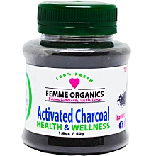 Activated Charcoal Powder - 50g