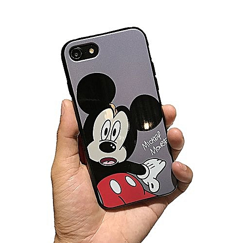 huge discount d03e0 f65b2 Phone Case For Iphone 6/6s, TPU Mickey Mouse Iphone Case