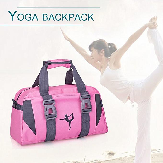 ... Waterproof Sport Gym Bag Men Women Waterproof Multifunctional Female  Yoga Bag ... 7872357ac6232