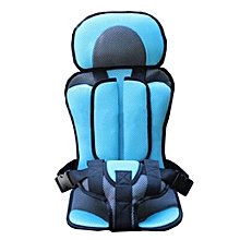OR Trendy Soft Safety Kids Car Seat For Child Baby Portable Carrier Sky Blue