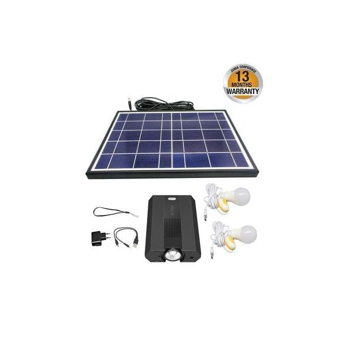 X-TIGI MC10 - 20000mAh - Solar Home Lighting System