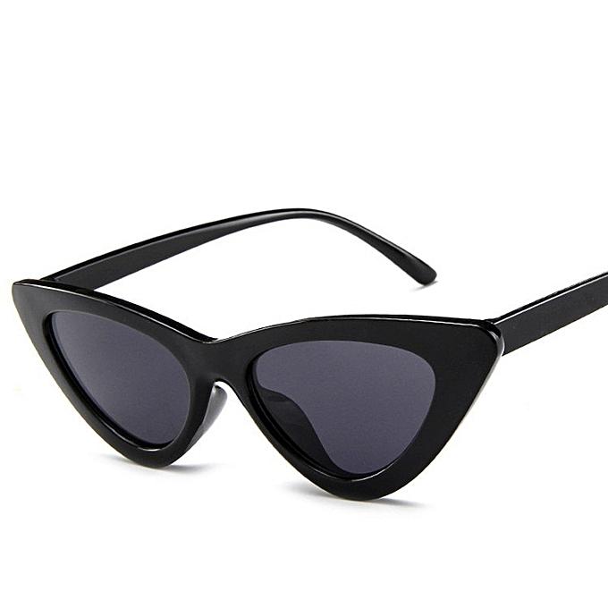 e981cf59c2 ... Fashion Cat Eye Sunglasses Women Brand Designer Vintage Retro Sun  glasses Female Fashion Cateyes Sunglass UV400 ...