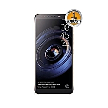Camon X Pro, 4GB RAM, 64GB , 24MP / 16MP Rear , (Dual Sim), - Black + Free T-shirt