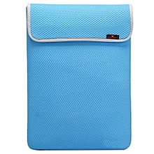 Bluelans Waterproof Laptop Sleeve Case Carry Bag Cover For 12.4 Notebook Blue