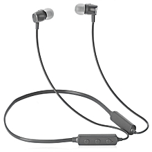 EP52 Lite Bluetooth Magnetic Headphone Neckband Sweatproof Sports Earbuds -GRAY