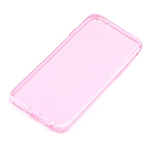 CO TPU Transparent Dust Plug Soft Clear Case Cover For Apple iPhone 6s Plus