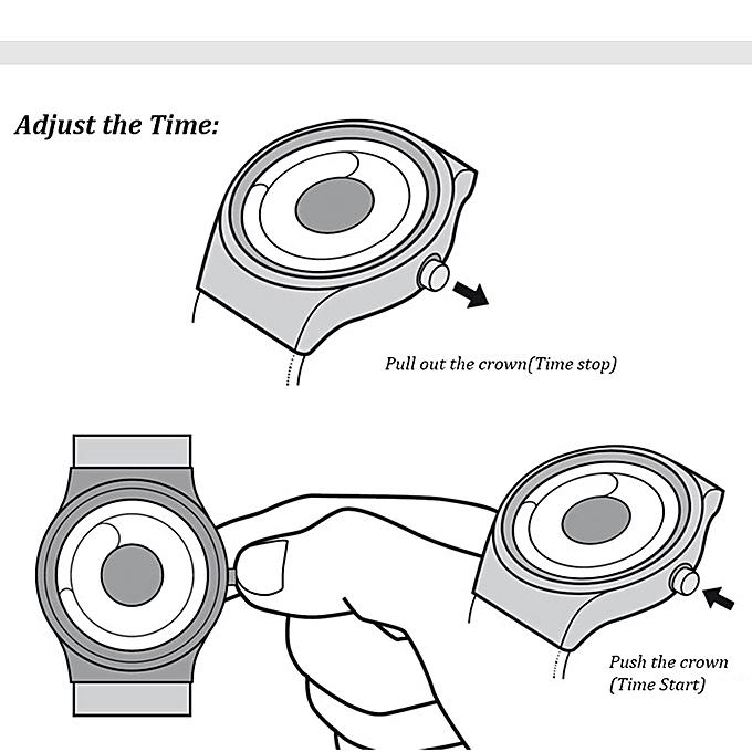 ff77592421a GEEKTHINK 6002 New Quartz Watch Luxury Stainless Steel Mesh Belt Men and  Women Gifts Cool Steel