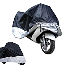 XL Large Size Motorcycle Waterproof Dust Rain Vented Cover