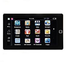7 Inch Car Auto GPS Navigation TFT LCD Touch Screen MediaTekMT3351
