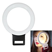 XJ18 LED Light Live Self-timer Flash Fill Light(Black)