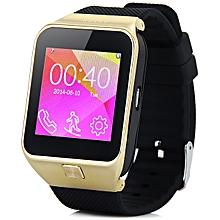 "S28 - 1.54\ Smart Watch Phone Touch Screen 450mAh - Gold"""
