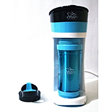 Coffee Maker - 0.5L - Groovy Blue *Free 30 gms Shiriki Lifestyle Blend Coffee*