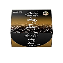 Liven Alkaline Coffee - Latte  20 satchets