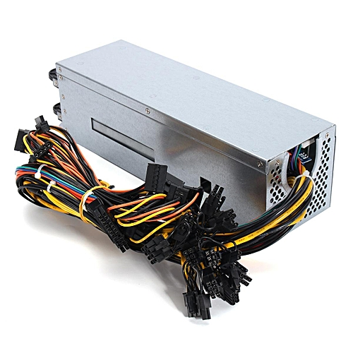1300 Watt Switching Power Supply 94% Efficiency For GPU Open Rig Mining  Ethereum