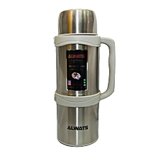 Stainless Steel Thermos Flask Jug 3.0L - Silver