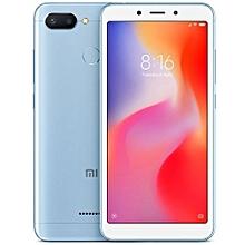 Redmi 6-5.45inch(3GB / 32GB)Android 8.1 Helio P22 Octa Core 4G Smartphone