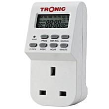 Programmable Digital Timer Switch Socket