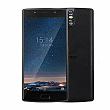 DOOGEE BL7000, 4GB+64GB, Dual Back Cameras, DTouch Fingerprint, 7060mAh Battery, 5.5 inch Android 7.0 MTK6750T Octa Core up to 1.5GHz, Network: 4G, OTG, OTA, Dual SIM(Black)