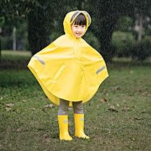 Xiaomi Mijia Children Cloak Raincoat Boy Girls Waterproof Poncho with 3M Reflection Strip