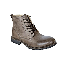 Dark Brown Men's Boots