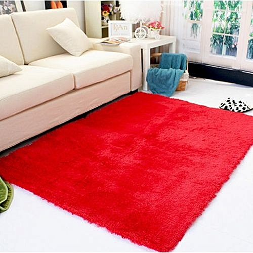 buy generic fluffy rug anti skid shaggy area rug dining room carpet