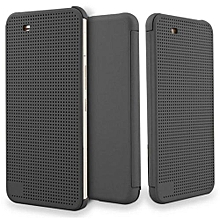 Dot View Case for HTC One X9 - Black