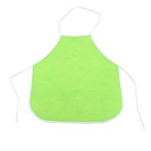 54×50cm Children Kids Craft Cooking Baking Art Painting Kitchen Dining Bibs Pinafore Aprons (Green)