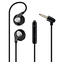 Hifi Mobile Phone Earplug-in Ear-type Headphones with Mai-line Control for Cross-border Us Standard