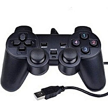 Dual Shock Pc GamePad - Black