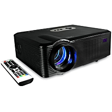 CLCL720 Home LCD Projector-BLACK