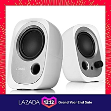 Edifier R12U Active USB Powered Speakers - White  SEEDPGAN